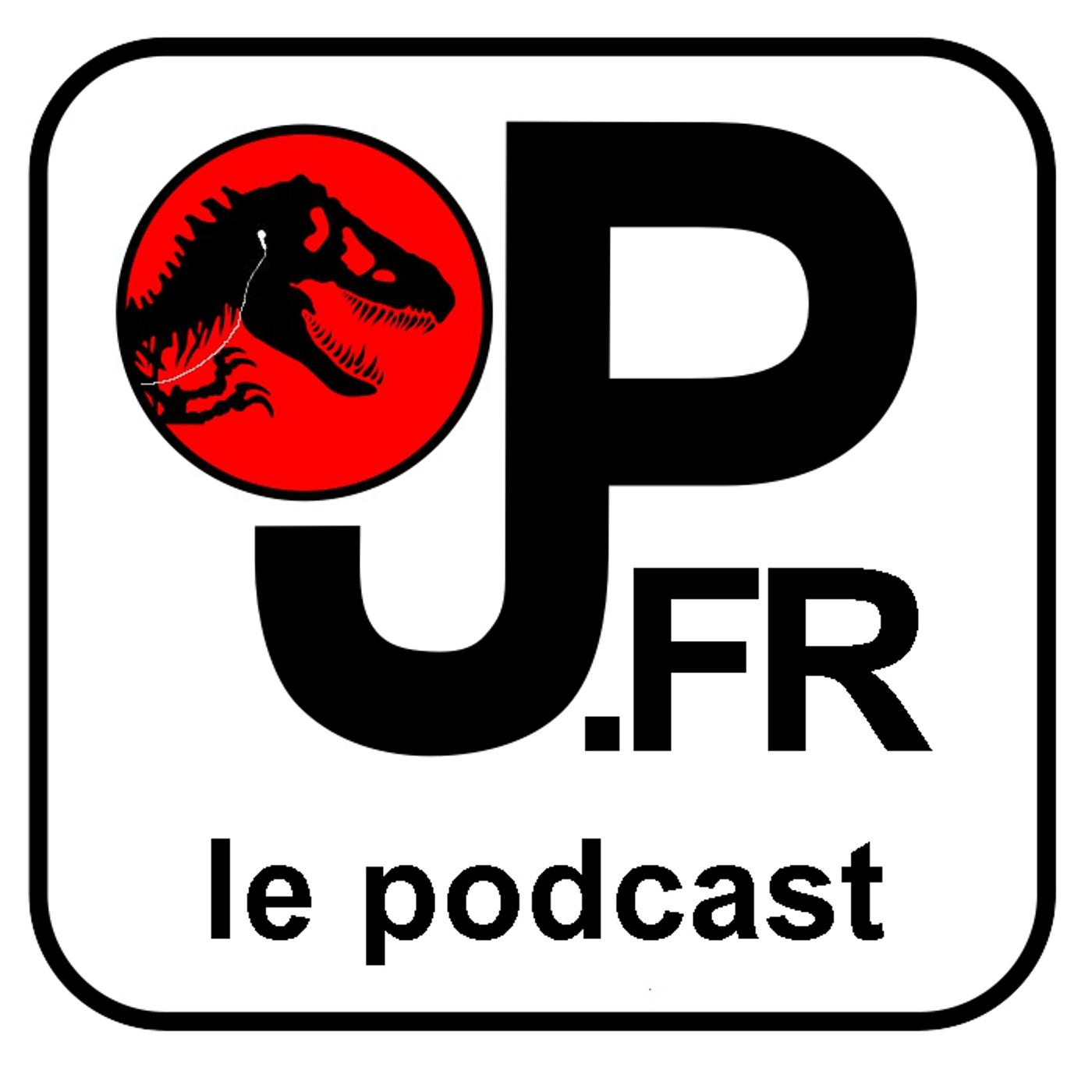 Le podcast de Jurassic Park . Fr