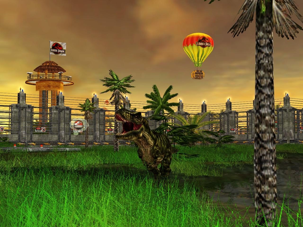 Comment modifier jurassic park operation genesis la - Jurassic park gratuit ...