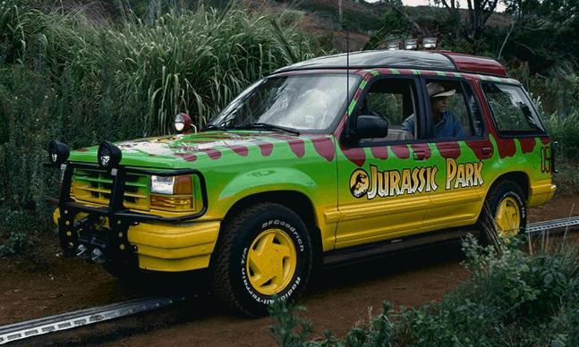 Les V 233 Hicules Des Films Jurassic Park Fr Tout Sur La