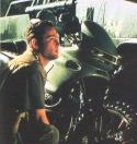 Moto chasseur